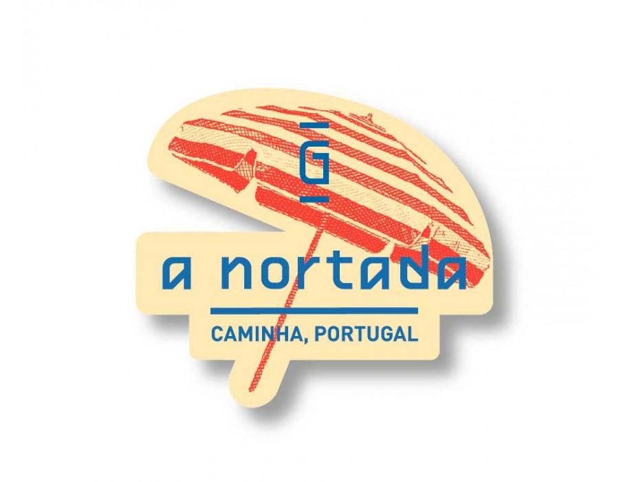 """Pin """"A Nortada"""""""